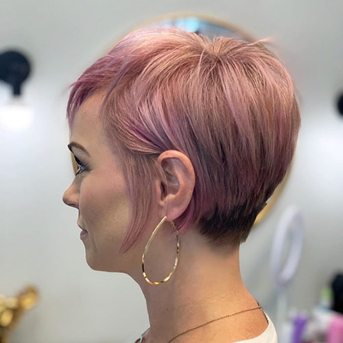 Short Hair Styles For Girls Archives The Best Short Hairstyle Ideas