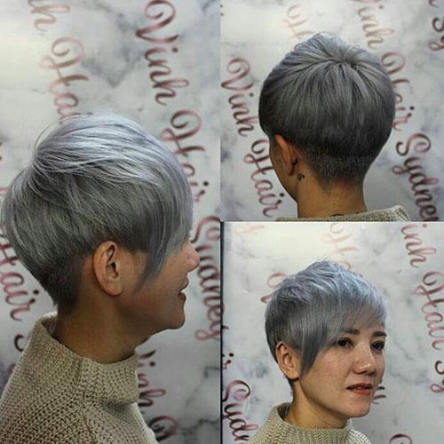 Super Short Undercut Hairstyles