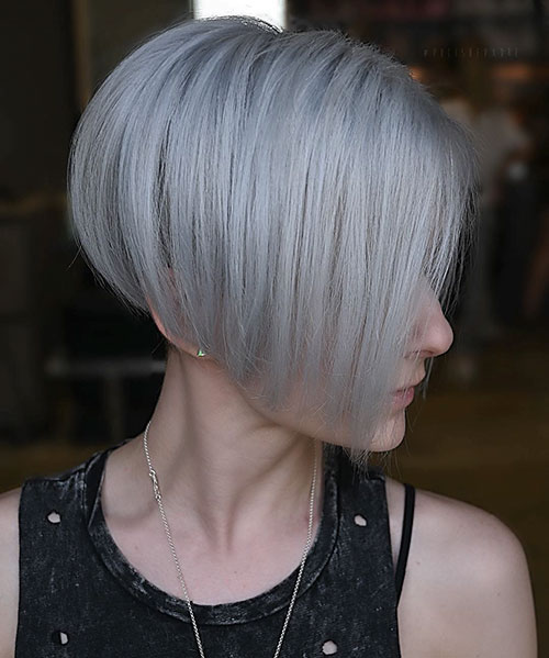 30 Short Straight Hairstyles For Fast And Easy Styling The Best Short Hairstyle Ideas