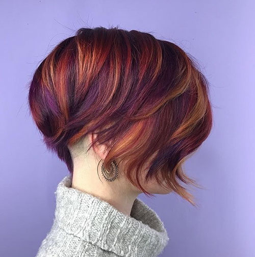 Cute Short Hair Style Archives The Best Short Hairstyle Ideas