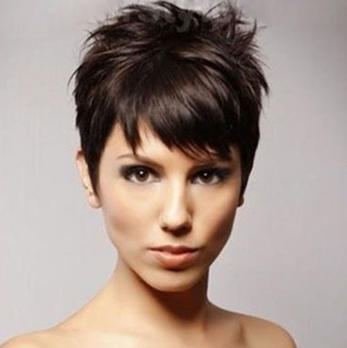 New Short Haircuts For Thin Hair