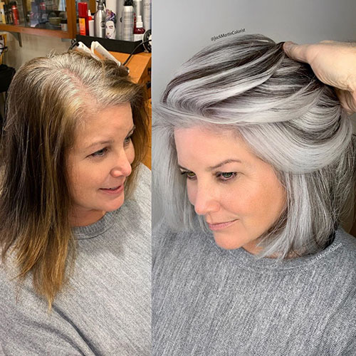Short Hairstyles Pictures Over 50
