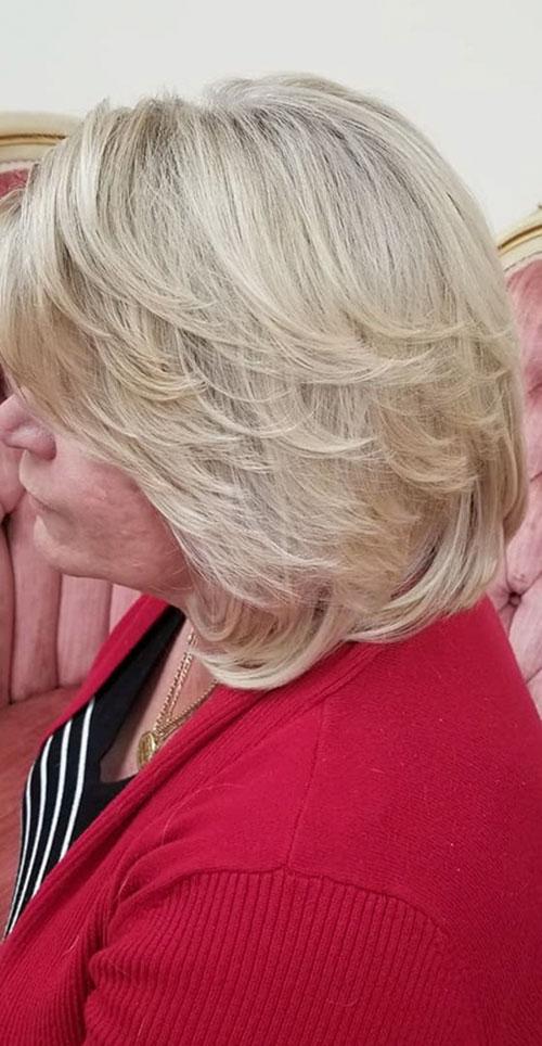 Short Hair Cuts Over 50