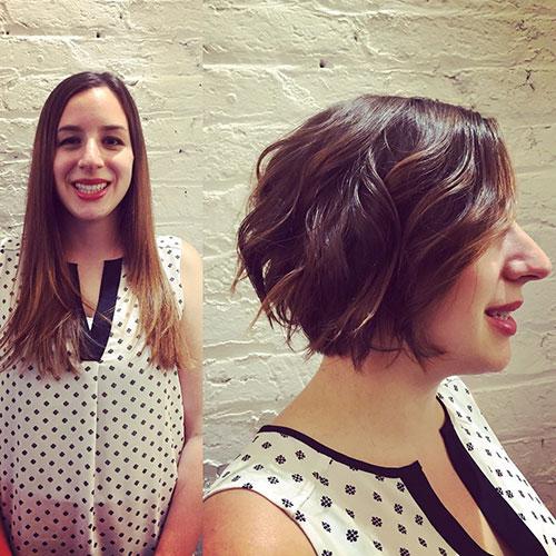 Short Haircut Styles For Thin Hair