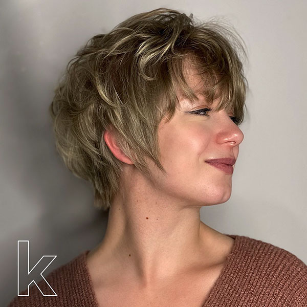 Easy Short Hairstyles For Teenage Girls