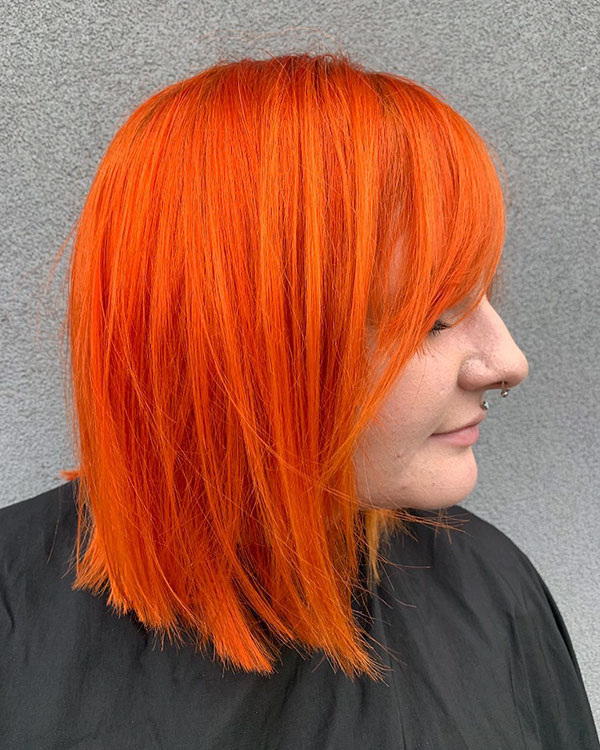 Lovely Hairstyles For Short Hair