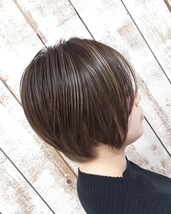 Cool Short Haircuts