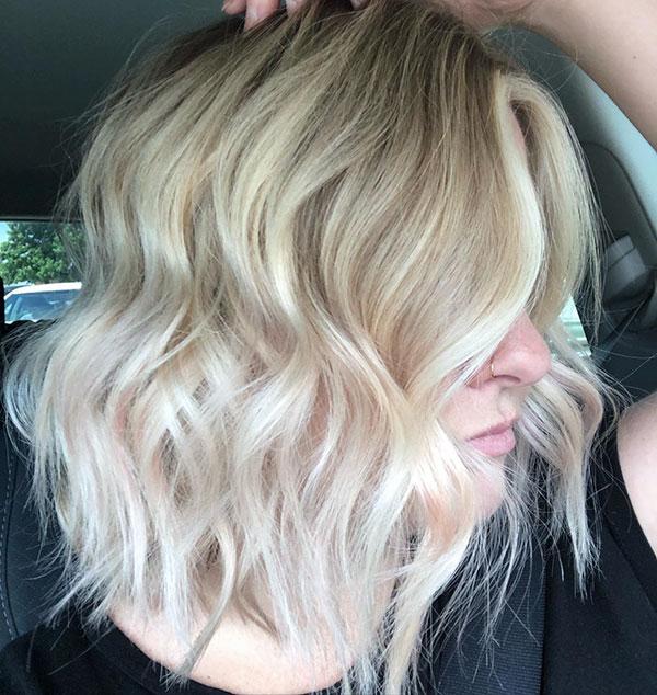Short Hair Color Styles