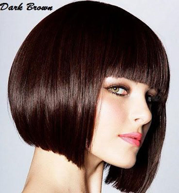 Short Styles With Bangs