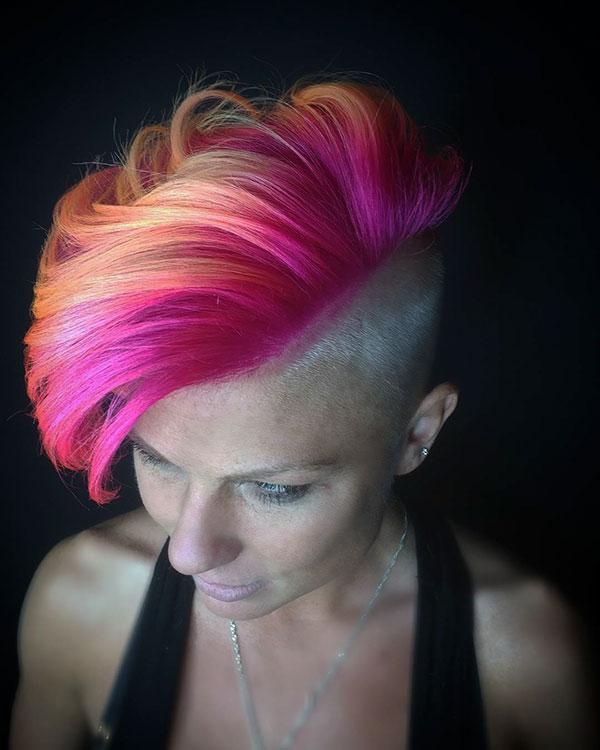 Mohawk Hair