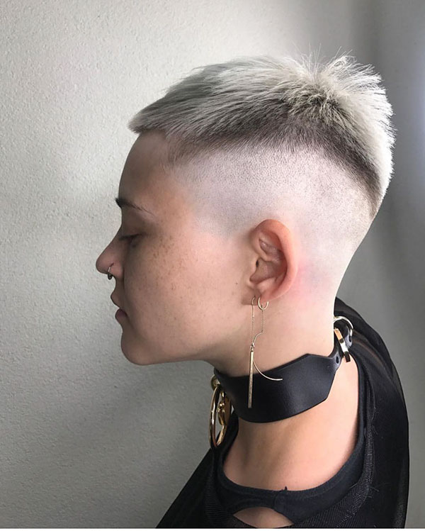 Mohawk Cuts