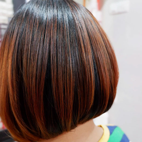 Cool Highlights For Short Hair