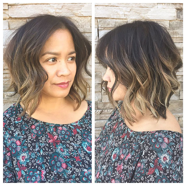 Best Highlights For Short Hair