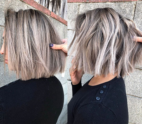 Short Simple Hair Ideas