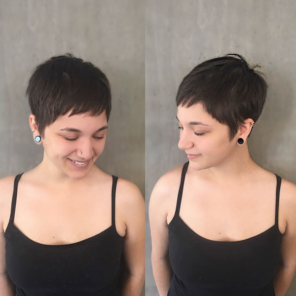 Haircuts For Short Hair Ladies