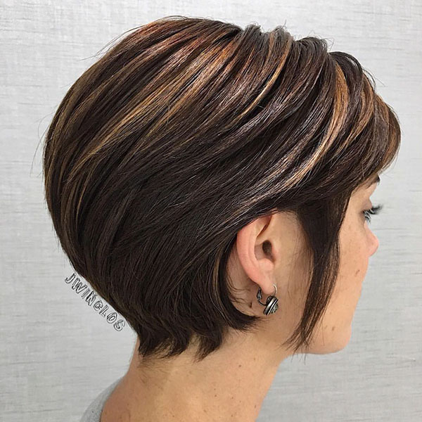 Super Short Hair For Ladies
