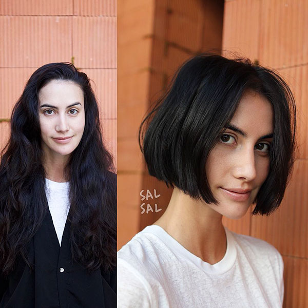 Pictures Of Ladies Short Haircuts
