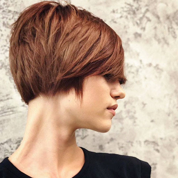 Ladies Short Haircut Images