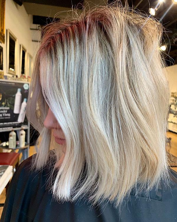2021 hairstyles short