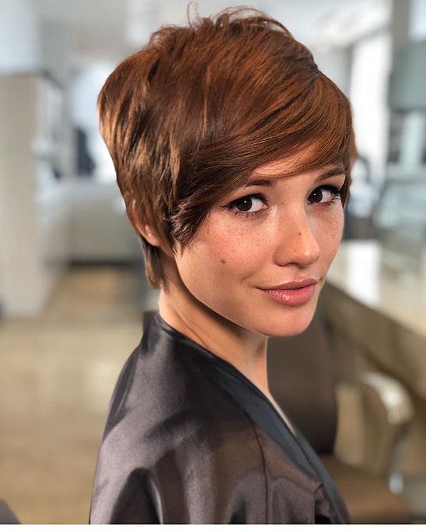 2021 pixie haircut trends