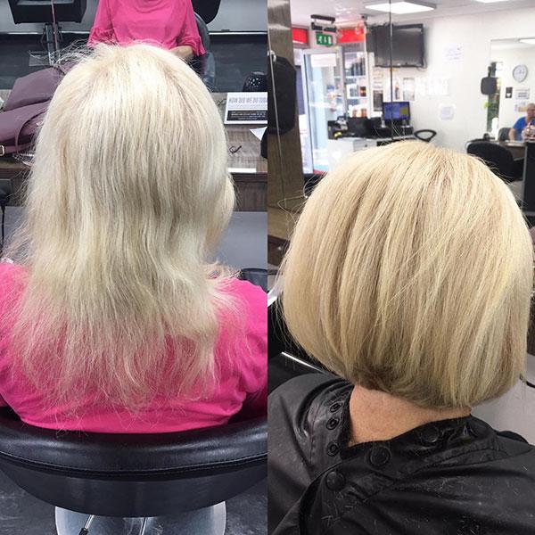 2021 short haircuts