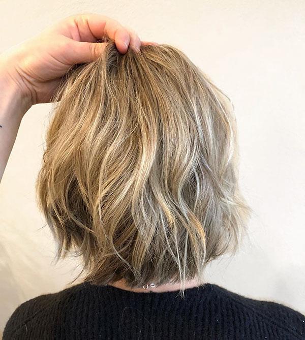 2021 women short hair