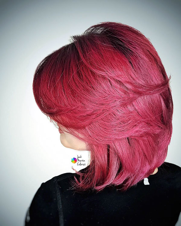 aesthetic hairstyles for short hair