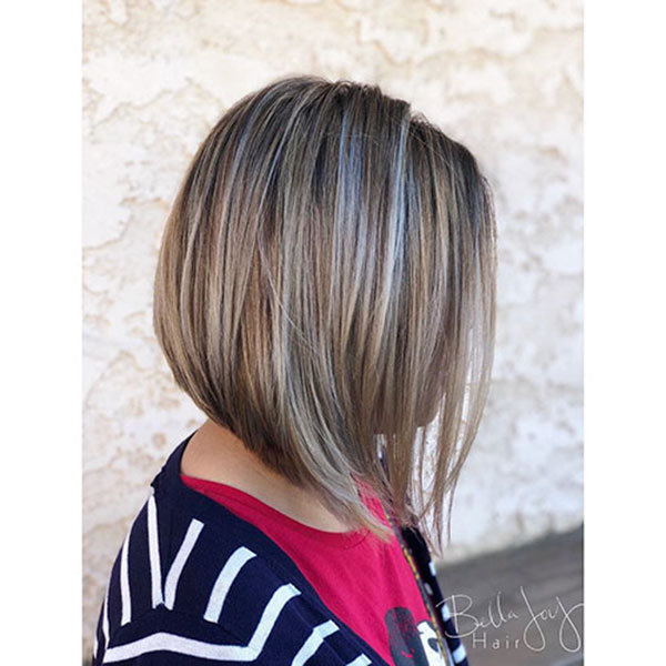 bob cut hairstyle for ladies