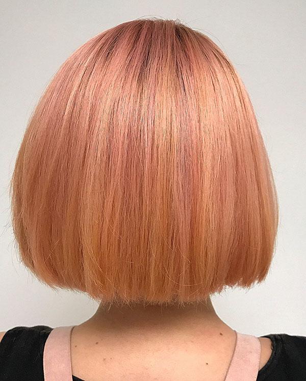 bob cut hairstyles 2021