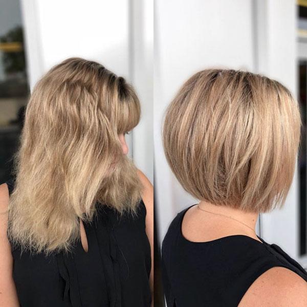elegant hairstyles for short hair