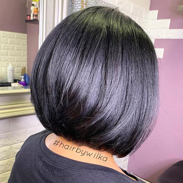 female bob haircut