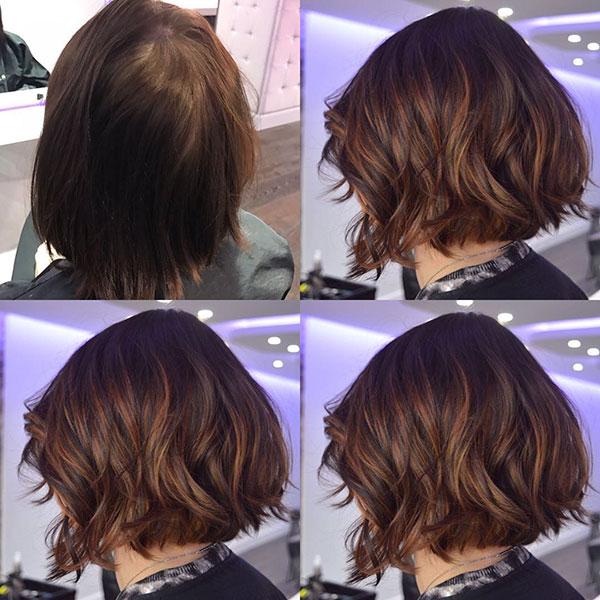 hair short style 2021
