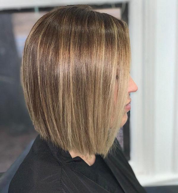 hair styles for short bobs