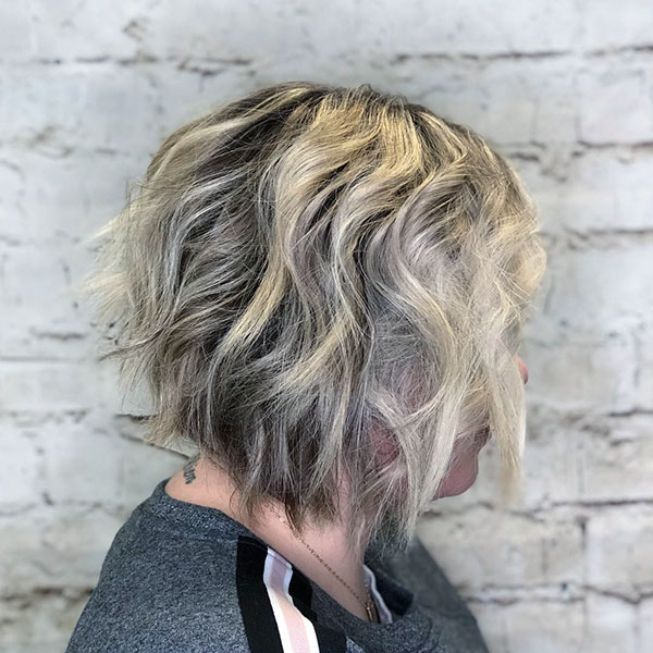ladies short bob haircuts