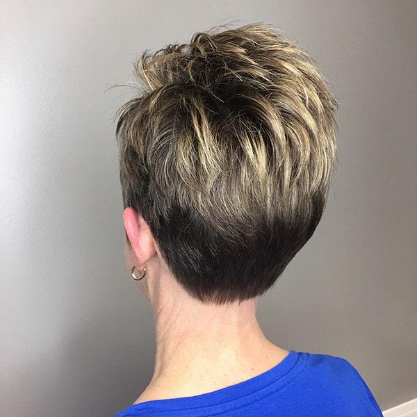 latest women's short hairstyles