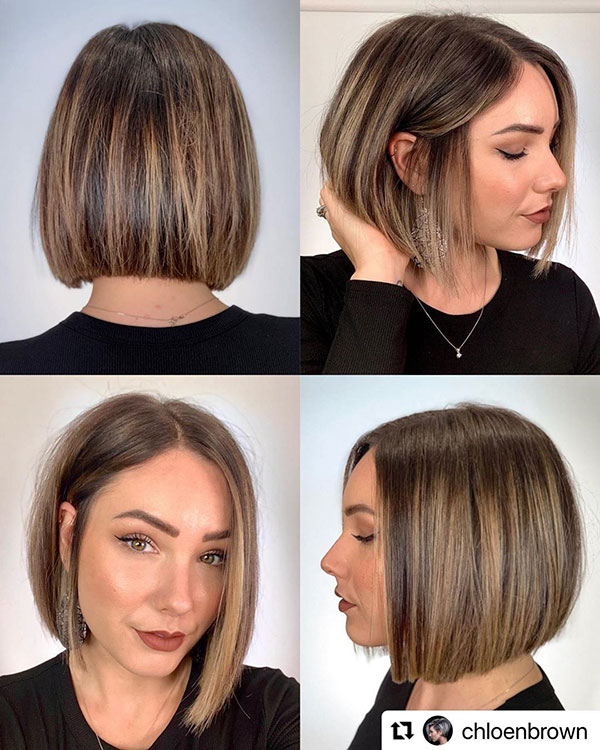 new bob cut hairstyles