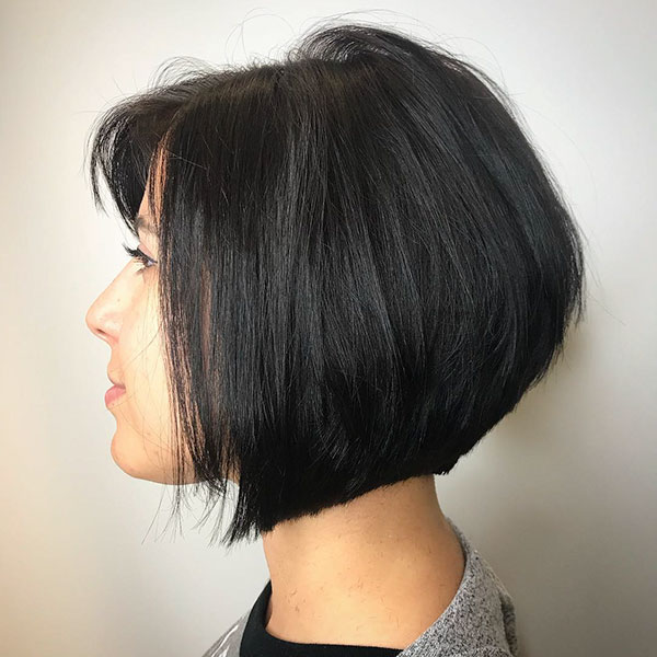 new hairstyle 2021 female short hair