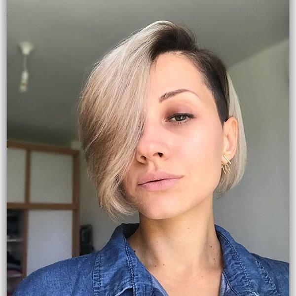 new short hair styles for 2021