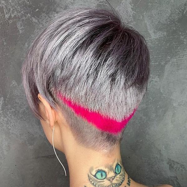 pixie cut styles