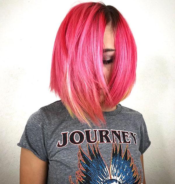 short bob hairstyle 2021
