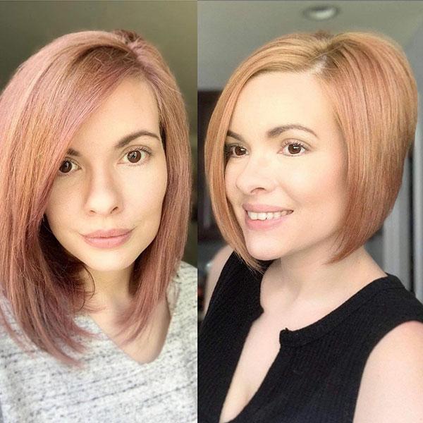 short hair cut 2021 women