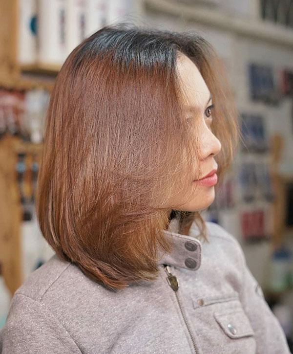 short hair cut for ladies 2021