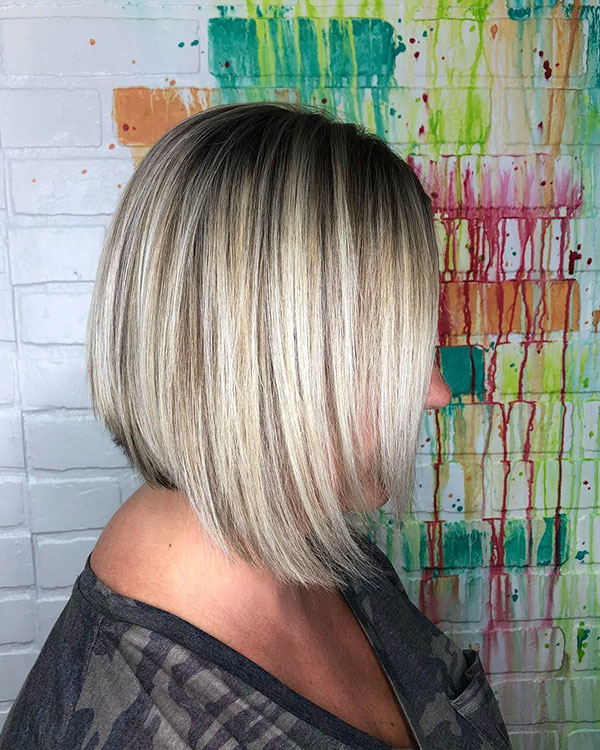 short hair cuts bob style