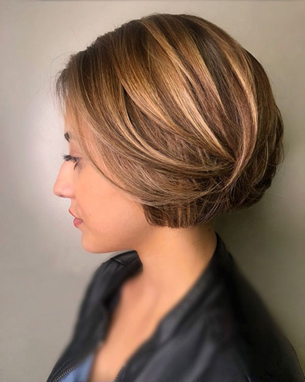 short hair design 2021