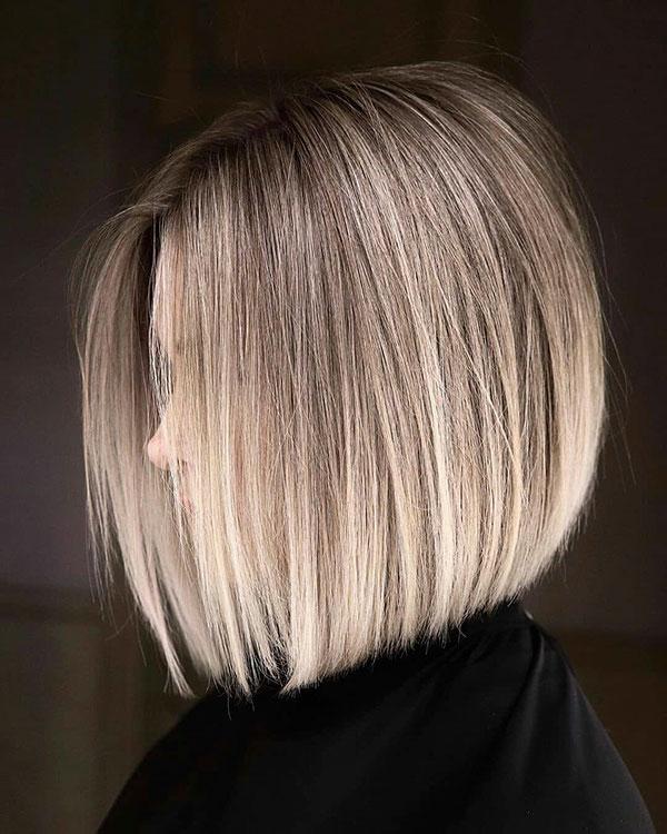 short hair trending