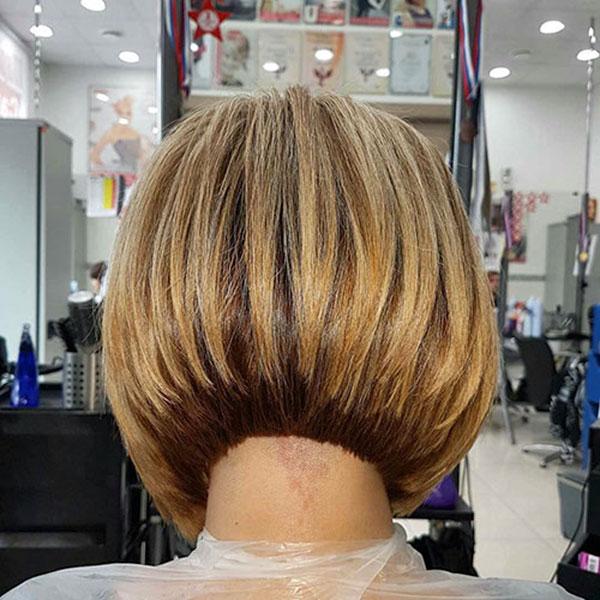 short hairstyles 2021 female bob