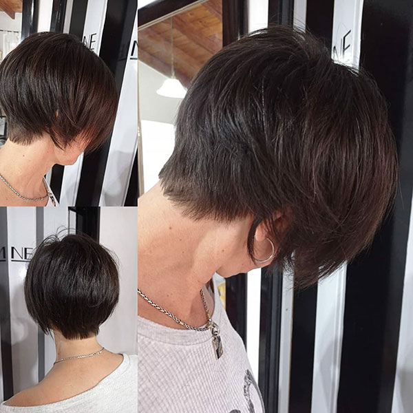 short hairstyles for 2021