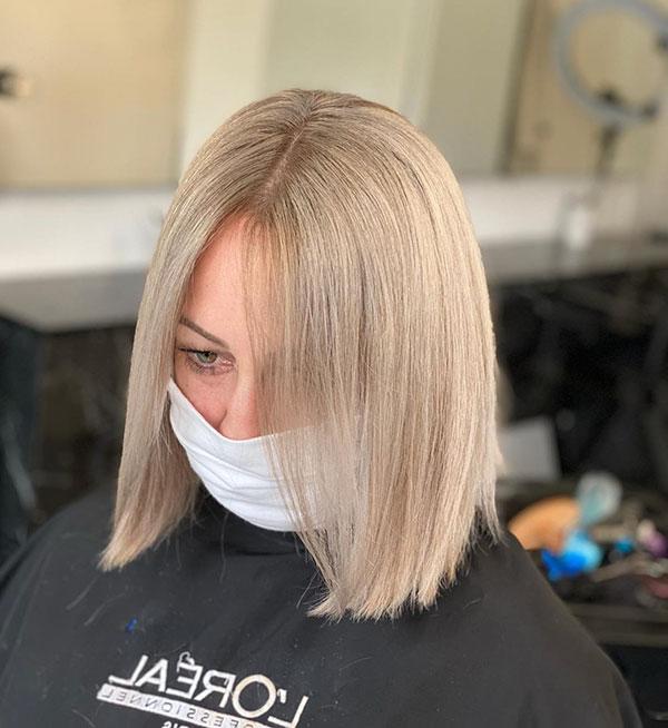 short hairstyles ladies 2021