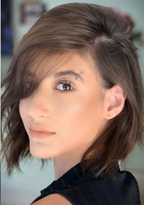 short short haircuts for women