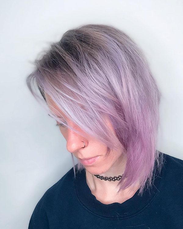 style short hair 2021